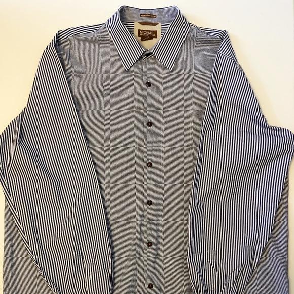 MICHAEL Michael Kors Other - Michael Michael Kors XXL Long Sleeve Button Down